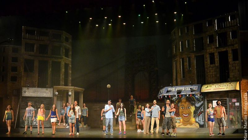Brazilian Cast of 'In The Heights'