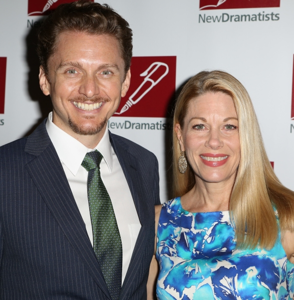 Jason Daniely and Marin Mazzie