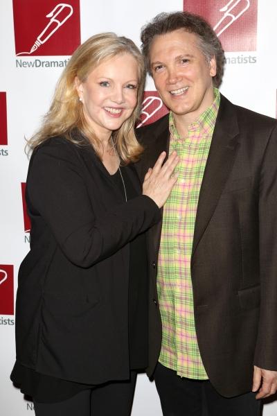 Susan Stroman and Charles Busch