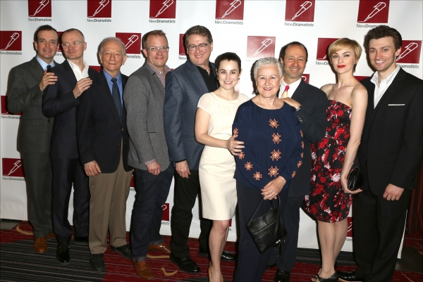 Jefferson Mays, Bryce Pinkham, Lauren Worsham, Jane Carr, Lisa O''hare and Company