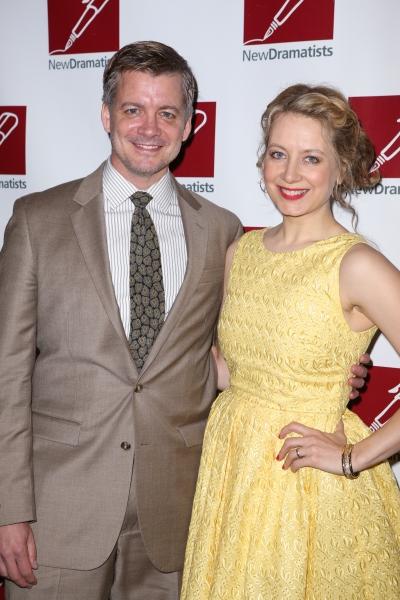 Chris Coffey and Jennifer Mudge