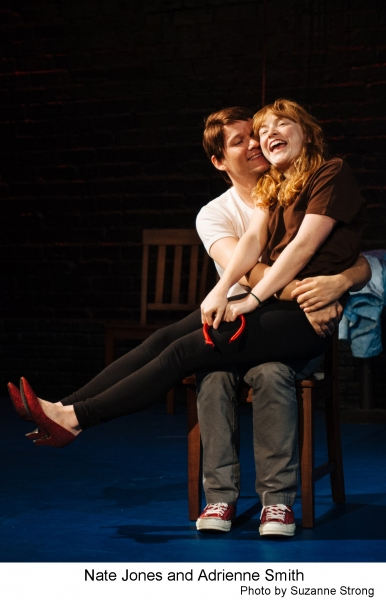 BWW Reviews: Australian Theatre Company Presents Spectacular LA Premiere of HOLDING THE MAN
