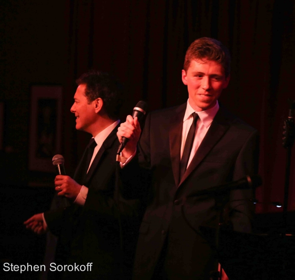 Michael Feinstein & Nick Ziobro