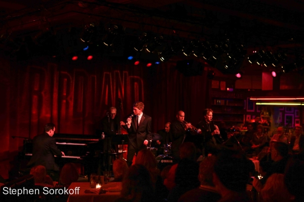 Photo Coverage: Nick Ziobro Celebrates Album Release at Birdland
