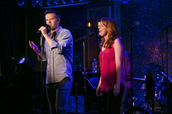 Blake Whyte and Kate Wetherhead