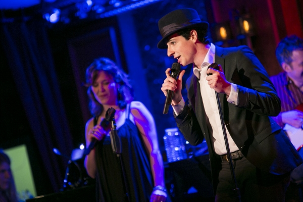 Photo Coverage: Kate Wetherhead, Andrew Keenan-Bolger and SUBMISSIONS ONLY Cast Plays 54 Below!
