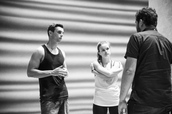 Photo Flash: In Rehearsal with the New Cast of West End's MAMMA MIA! - Alice Stokoe, Rebecca Lock & More!