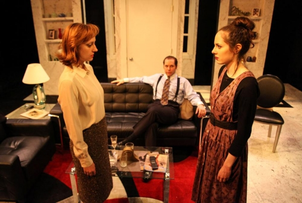 Photo Flash: New Photos for Interrobang's THE DOLL'S HOUSE PROJECT: IBSEN IS DEAD, Now Playing