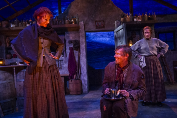 Photo Flash: First Look - Artists Rep's THE PLAYBOY OF THE WESTERN WORLD