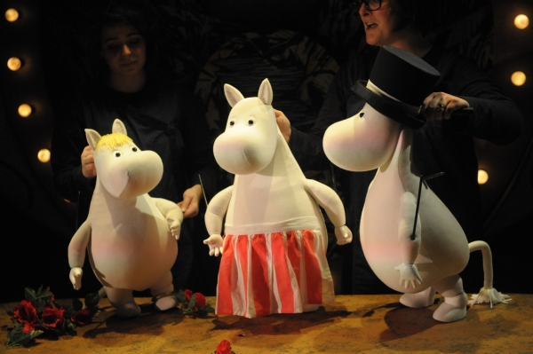 Photo Flash: First Look at Royal & Derngate and Polka Theatre with Little Angel Theatre's MOOMINSUMMER MADNESS
