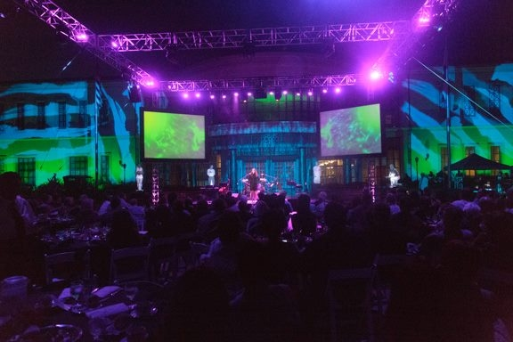 Photo Flash: WICKED's Eden Espinosa Performs at Fullerton College Centennial Gala