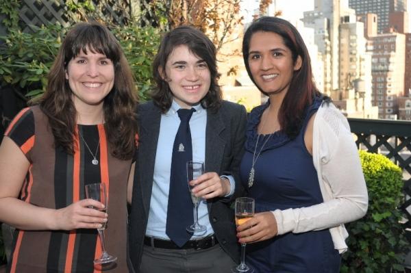 Caitlin Sullivan, Emma Weinstein, Lavina Jadhwani Photo