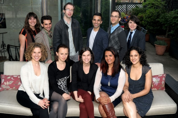 Photo Flash: Meet the Drama League's 2014-15 Directors Project Fellows