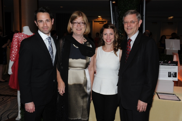 Jonny Basofin, Lisa White, Alison Breitman Basofin and Randy White Photo
