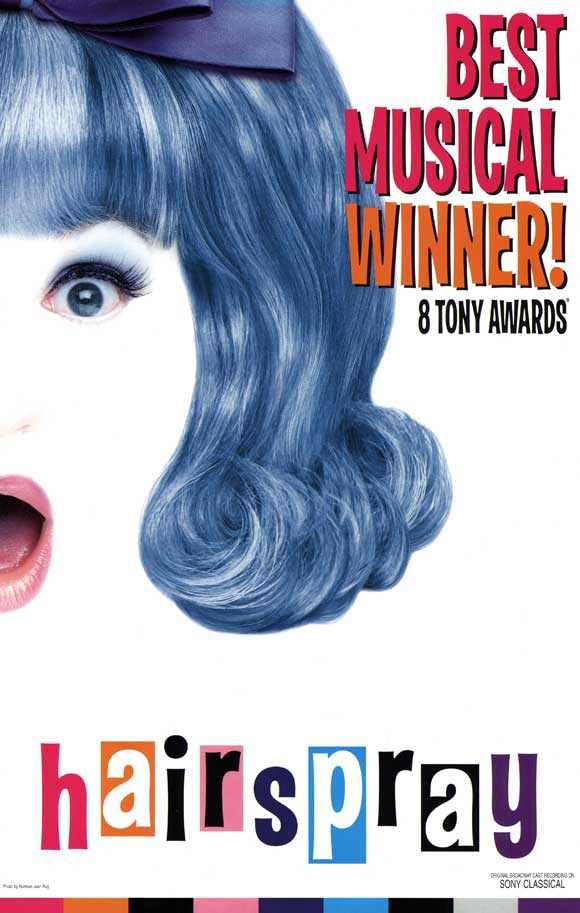 30 Days Of The 2014 Tony Awards: Day #15 - HAIRSPRAY