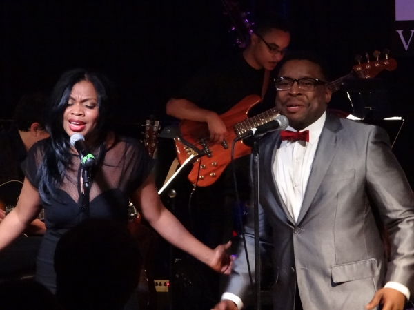 Photo Flash: Company of PORGY AND BESS National Tour Performs at 'INSPIRED BY LOVE' ASTEP Benefit