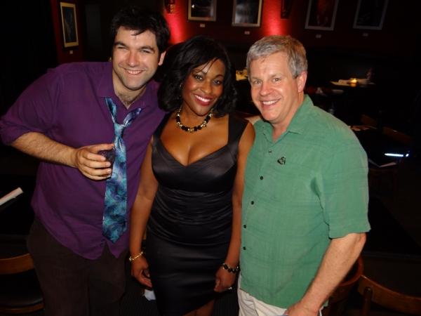 Brett Macias, Cicily Daniels, Dale Reiling Photo