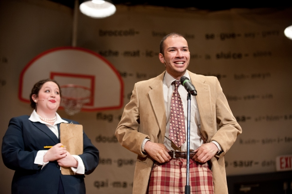 Photo Flash: First Look at Point Park's THE 25TH ANNUAL PUTNAM COUNTY SPELLING BEE, Opening Tonight