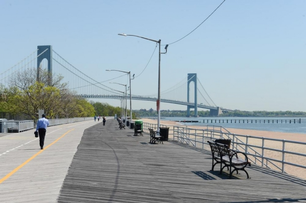 Photo Flash: NYC Parks Kicks Off Summer Beach Season