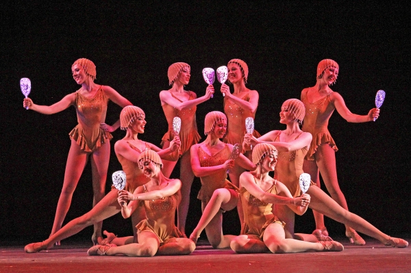 ''Keep Young and Beautiful,'' featuring Randy Skinner''s Tony Award nominated choreography from the 2001 Broadway revival - rarely seen at regional theatres.