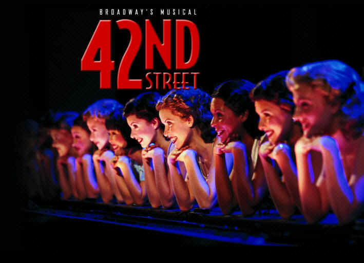 30 Days Of The 2014 Tony Awards: Day #13 - 42nd STREET