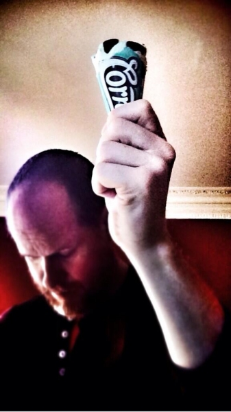Photo Flash: Joss Whedon Salutes Edgar Wright's Leave from ANT-MAN With a Cornetto