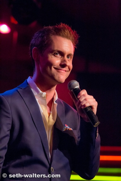 Photo Flash: Tiffany Haas and Michael McCorry Rose at Broadway at Birdland