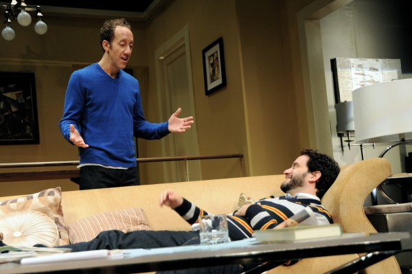 Photo Flash: Bucks County Playhouse Presents CHAPTER TWO, Now Through 6/15