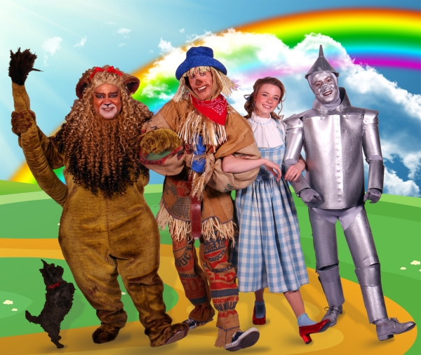 Stagecrafters Presents THE WIZARD OF OZ Thru June 22