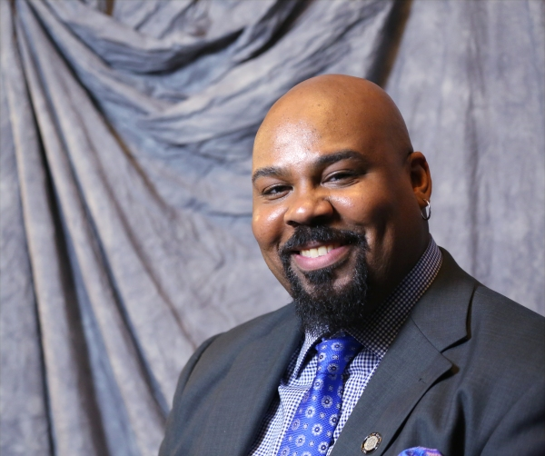 In the Spotlight Series: In the Tonys Photo Booth with Nominee James Monroe Iglehart