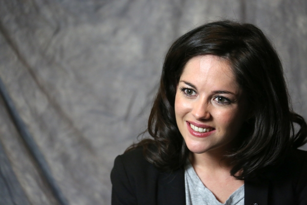 In the Spotlight Series: In the Tonys Photo Booth with Nominee Sarah Greene