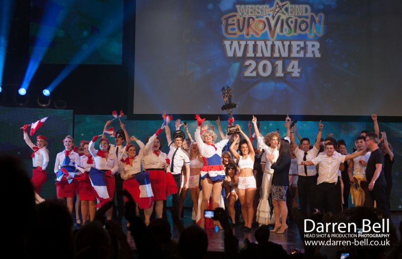 7th Annual West End Eurovision Goes Out With a Bang