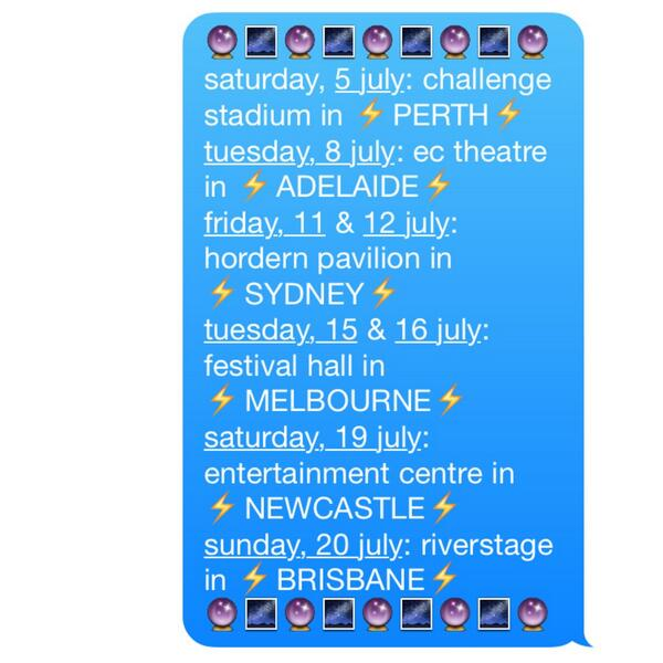 LORDE Reschedules Australian Tour Dates Following Illness