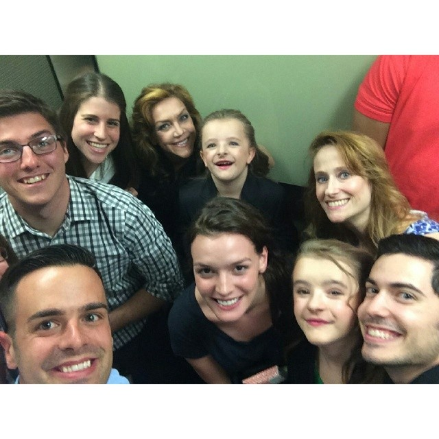 BWW Blog: Andrea McArdle - 54 Below & More!