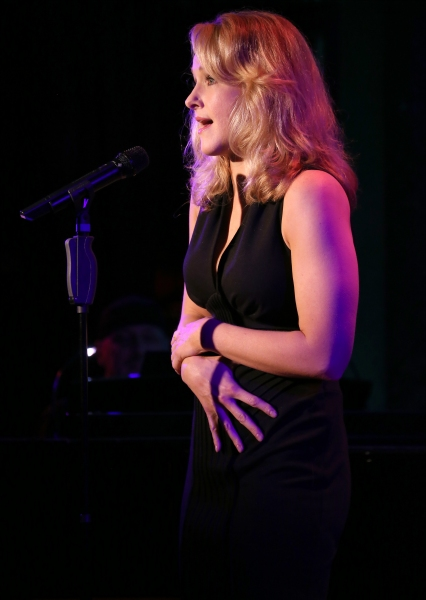 Photo Coverage: Katie Finneran Previews IT MIGHT BE YOU at 54 Below!