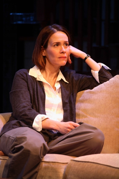 Photo Flash: First Look at Sarah Paulson & Company in Bay Street Theaters's CONVICTION