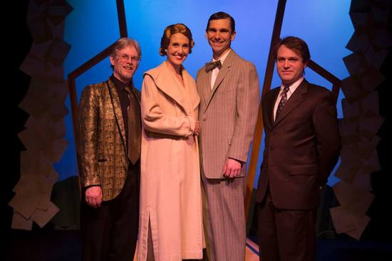 BWW Interviews: Fringe Spotlight: The Translucent Frogs of Quuup