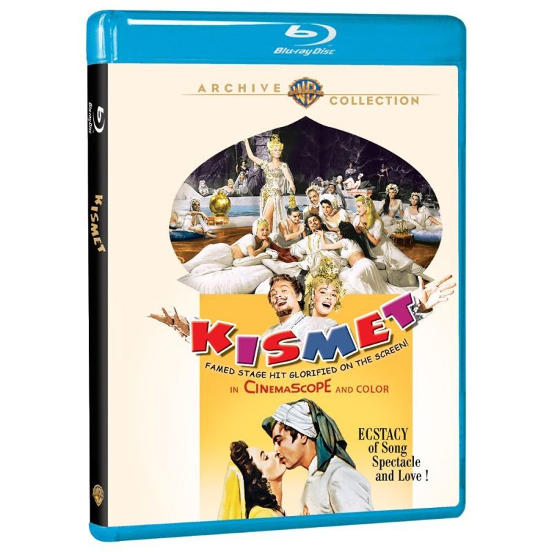 KISMET Set For Blu-ray Premiere, 6/10