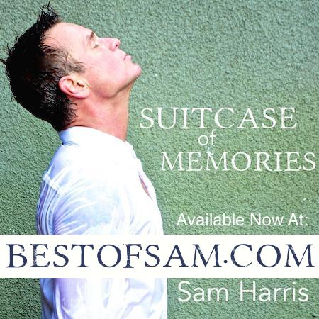 Sam Harris Releases New Fan-Focused Solo Album, SUITCASE OF MEMORIES
