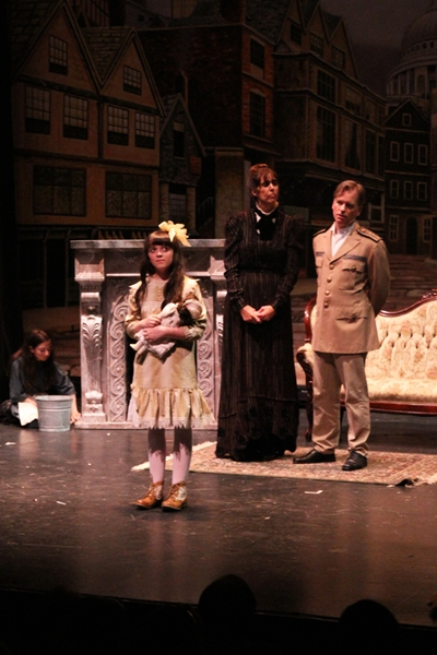 Photo Flash: Sneak Peek at Off-Broadway's A LITTLE PRINCESS