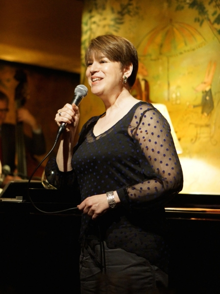 Photo Flash: Linda Lavin and More Join Jim Caruso and Billy Stritch at The Carlyle
