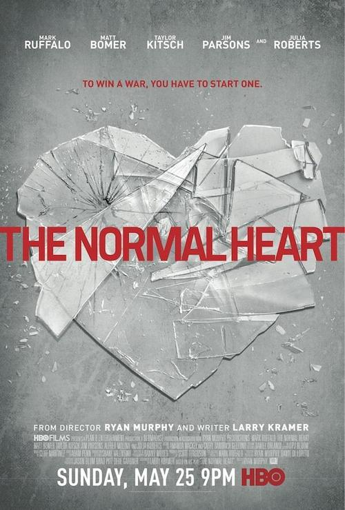 THE NORMAL HEART DVD & Blu-ray Now Available