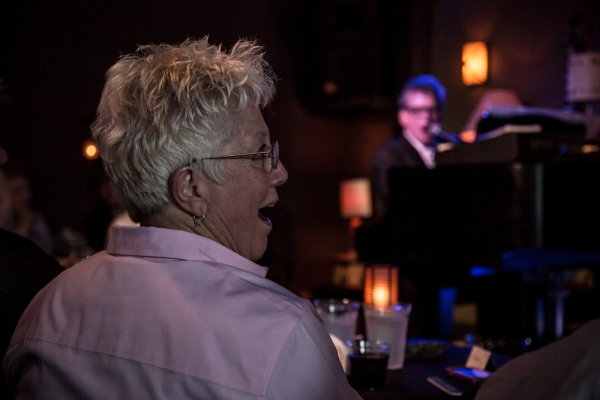 Photo Flash: Vero Perez, Denise Lee, Billy Stritch and More at Jim Caruso's Cast Party in Dallas