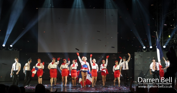 Photo Flash: Inside WEST END EUROVISION 2014
