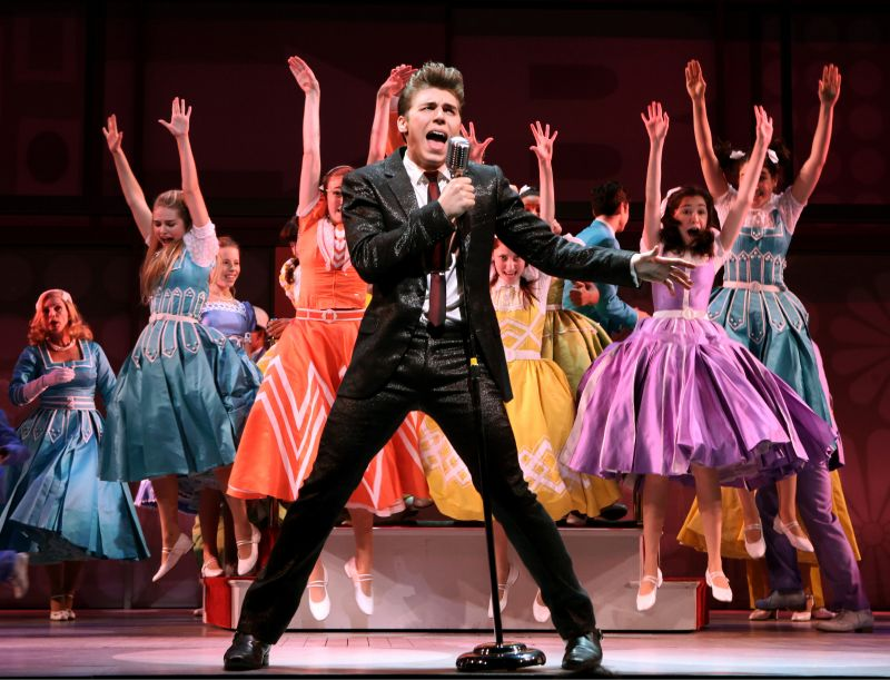 30 Days Of The 2014 Tony Awards: Day #11 - BYE BYE BIRDIE