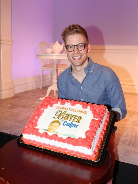 Photo Coverage: Barrett Foa Takes First Official Bow in BUYER & CELLAR