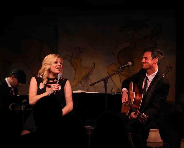 Megan Hilty & Brian Gallagher
