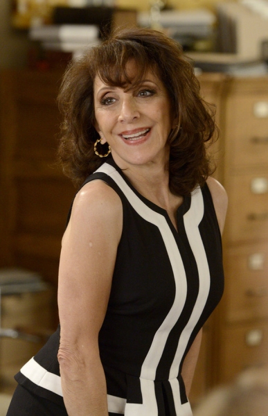 Photo Flash: First Look - Tony Winner Andrea Martin Stars in NBC's WORKING THE ENGELS