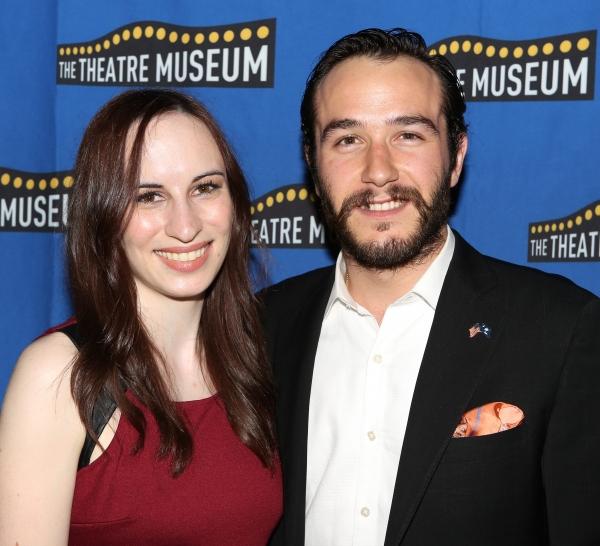 Alyssa Renzi and Chris Schembra