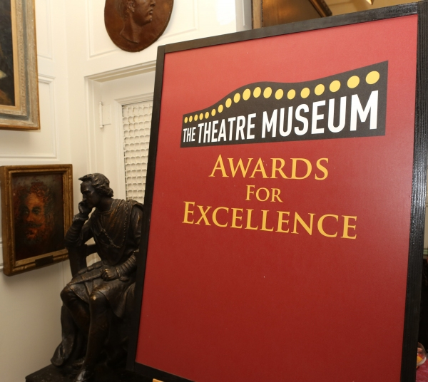 Photo Coverage: BroadwayWorld.com and Fathom Events Honored at The Theatre Museum Awards - Cocktail Party